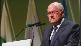 Blatter Fallout: Will Qatar Lose 2022 World Cup?