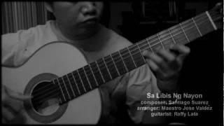 Sa Libis Ng Nayon - S. Suarez (arr. Jose Valdez)