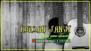 korban janji//cover gitar akuostik+lirik