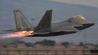 F-22 Raptor - Air Superiority Stealth Fighter