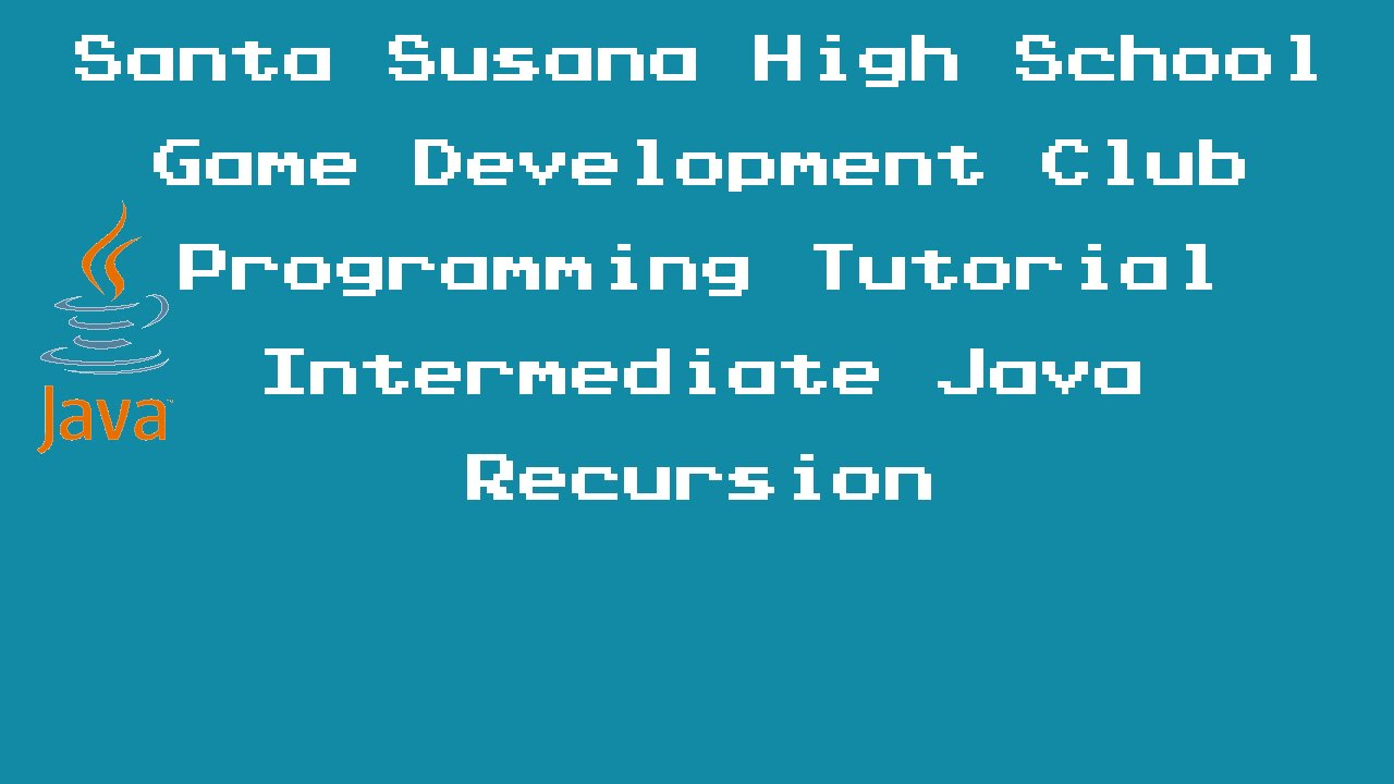 Java 8 tutorial for beginners images any tutorial examples programming tutorial 34 intermediate java 8 recursion youtube programming tutorial 34 intermediate java 8 recursion baditri baditri Gallery