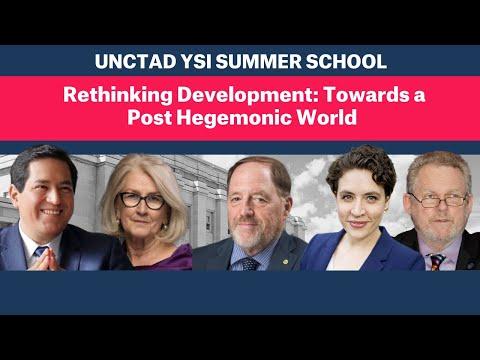 Rethinking Development: Towards a Post Hegemonic World