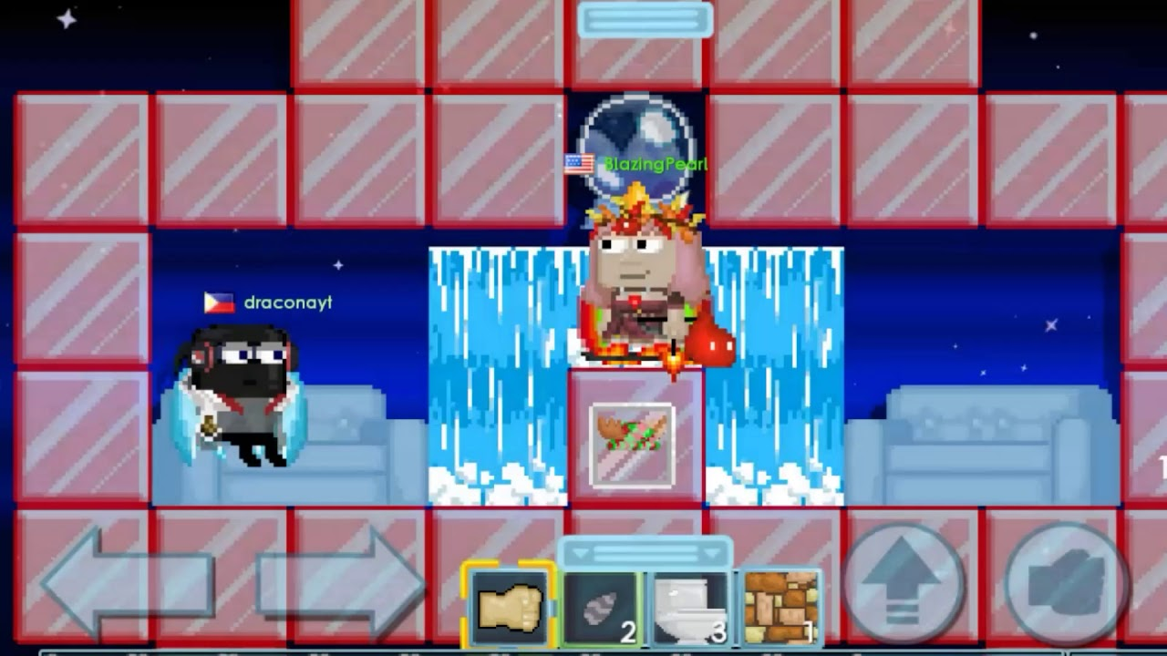 growtopia opening 76 winter gifts got a rare item. Black Bedroom Furniture Sets. Home Design Ideas