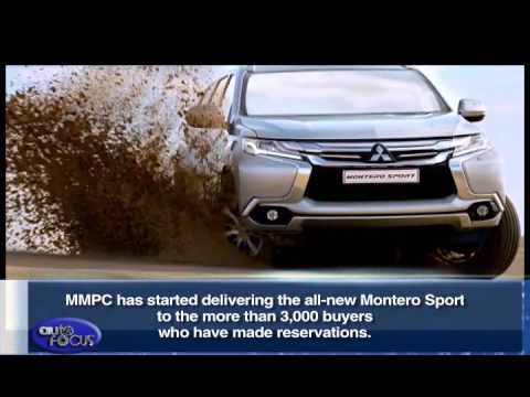 Mitsubishi Motors Philippines Corp. Started the Year Strong with Jan. 2016 Sales - Industry News