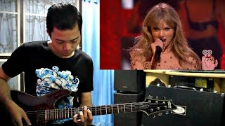 Taylor Swift - You Belong With Me [Guitar Cover] By Wan