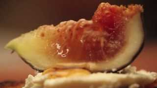 Figs And Fresh Ricotta