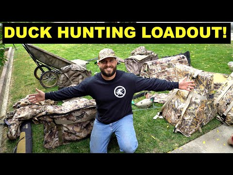DUCK HUNTING Loadout 2019!
