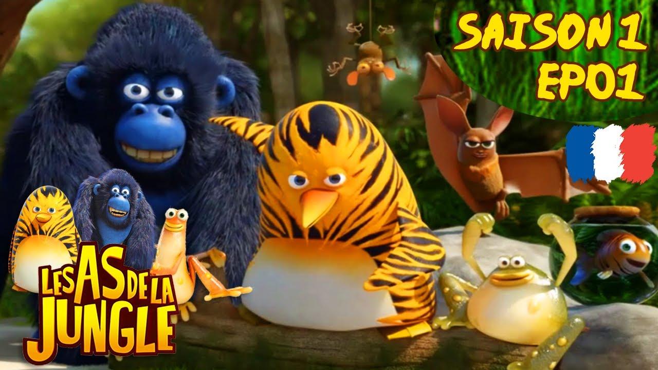 Download Les As de la Jungle - Saison 1 Épisode 1 - Au fond du gouffre