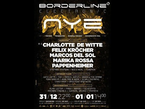 NYE@ Borderline Club Basel #3