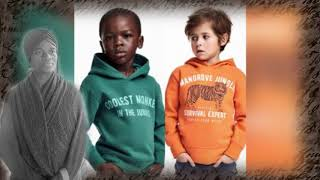 Why I'm not mad at H & M ad with black kid wearing a coolest monkey hoodie [2018]