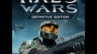 Halo Wars Definitive Edition PC Ultra HD Gameplay Primeira missão