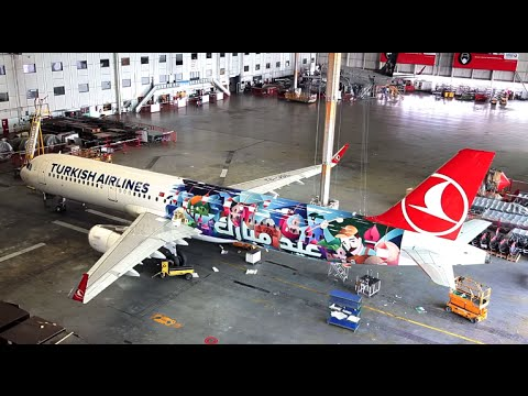 Eid Mubarak from Turkish Airlines!