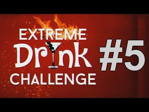 EXTREME DRINK CHALLENGE #5 (Gość - ŚMIECHAWA TV)[ ChwytakTV ]