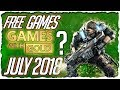 XBOX Games with Gold July 2018 Predictions / XBOX Juli 2018 Lineup