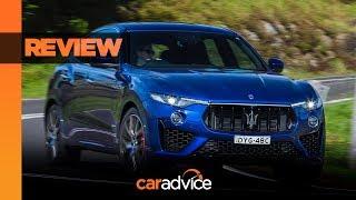 REVIEW: 2019 Maserati Levante