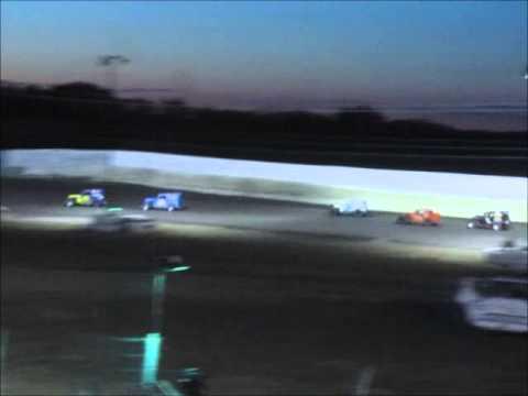 Dwarf Cars @ Marysville Raceway Park  5-18-13