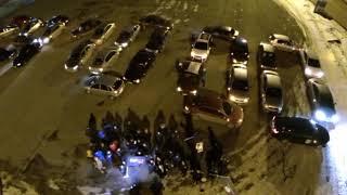 В Оренбурге прошел антинаркотический флешмоб