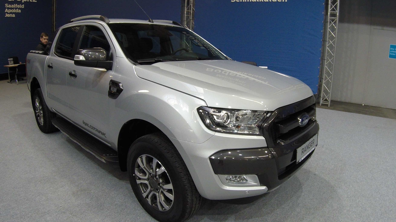 FORD RANGER COMPILATION 2 SILVER COLOUR AND BEACH PATROL WALKAROUND INTERIOR