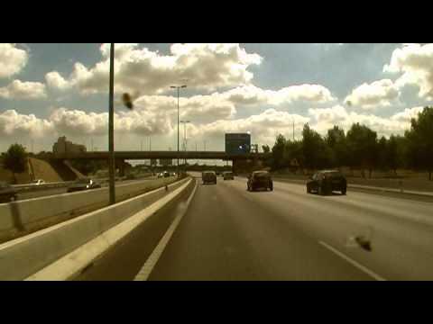 road movie: lliria - valencia
