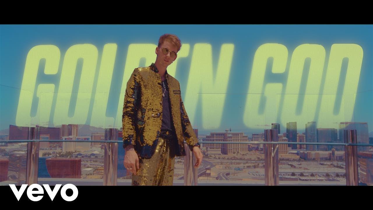 Machine Gun Kelly Golden