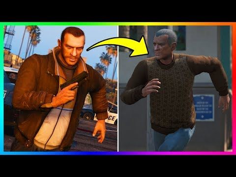 10 Easter Eggs That Proves Niko Bellic Is STILL ALIVE In Grand Theft Auto 5! (GTA 5)