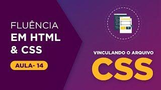 Curso de HTML e CSS - Comentários HTML, Vinculando o CSS ao documento