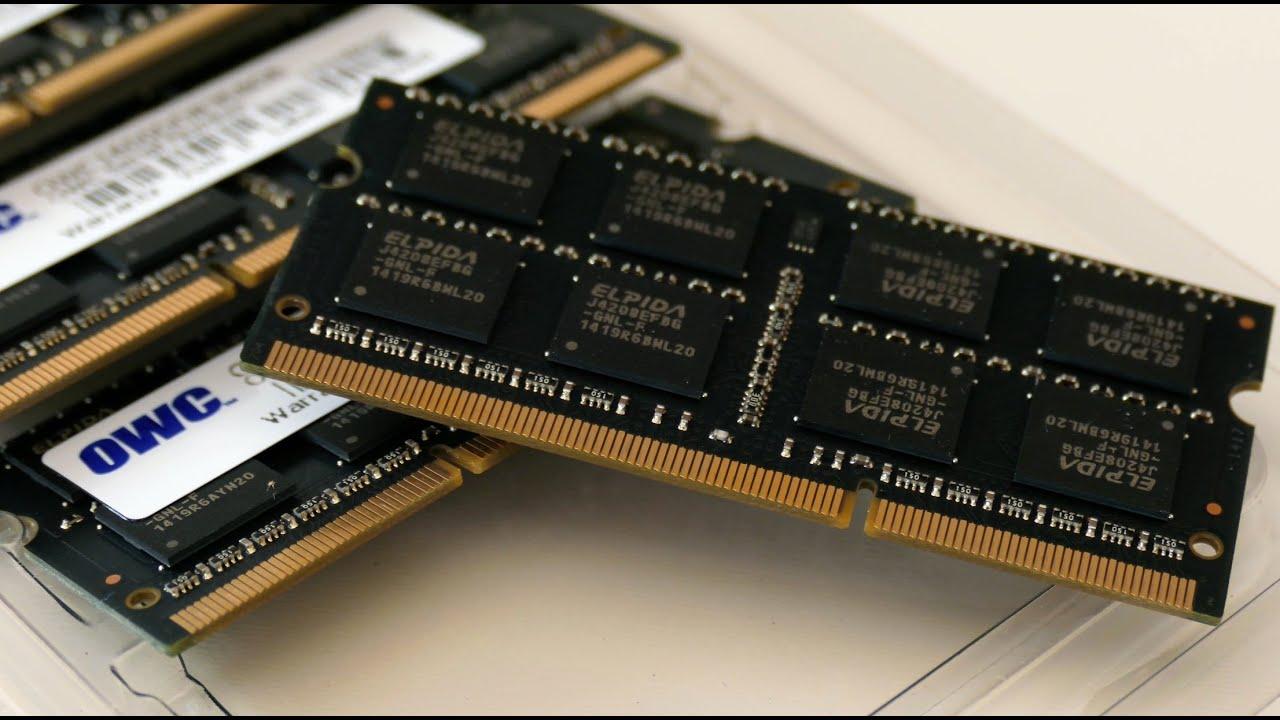 How To Upgrade Ram On Apple Retina Imac 5k Plus