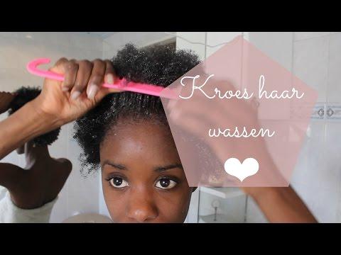 Kroes haar wassen ❤