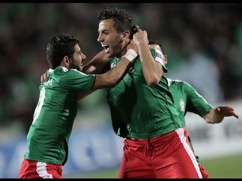 Al Wehdat vs Saham (AFC Cup 2017: Group Stage - MD3)