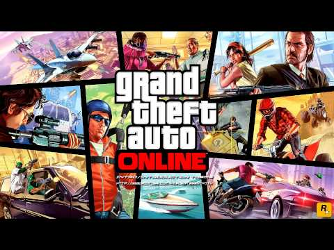 Grand Theft Auto [GTA] V/5: Online - Opening Introduction/Intro Theme Music/Song [Change of Coast]