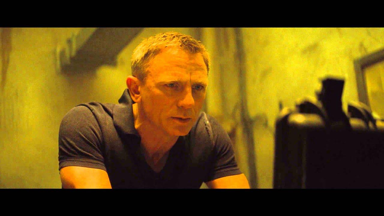 007 Spectre - Extrait Hotel - VF