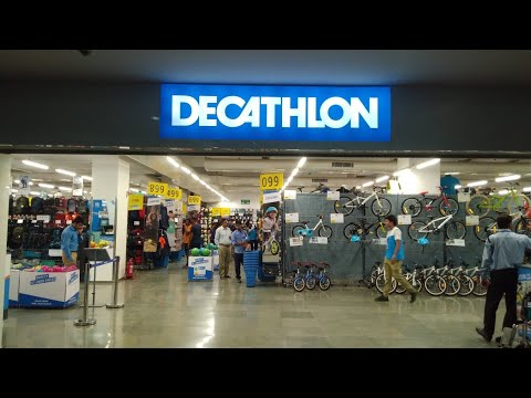 Chennai Vlog - Destroying Decathlon Sports Good Store