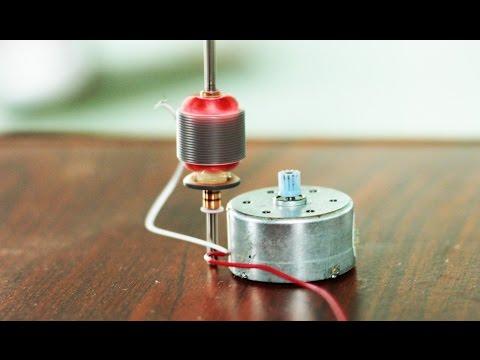 4 cosas increíbles con motores eléctricos
