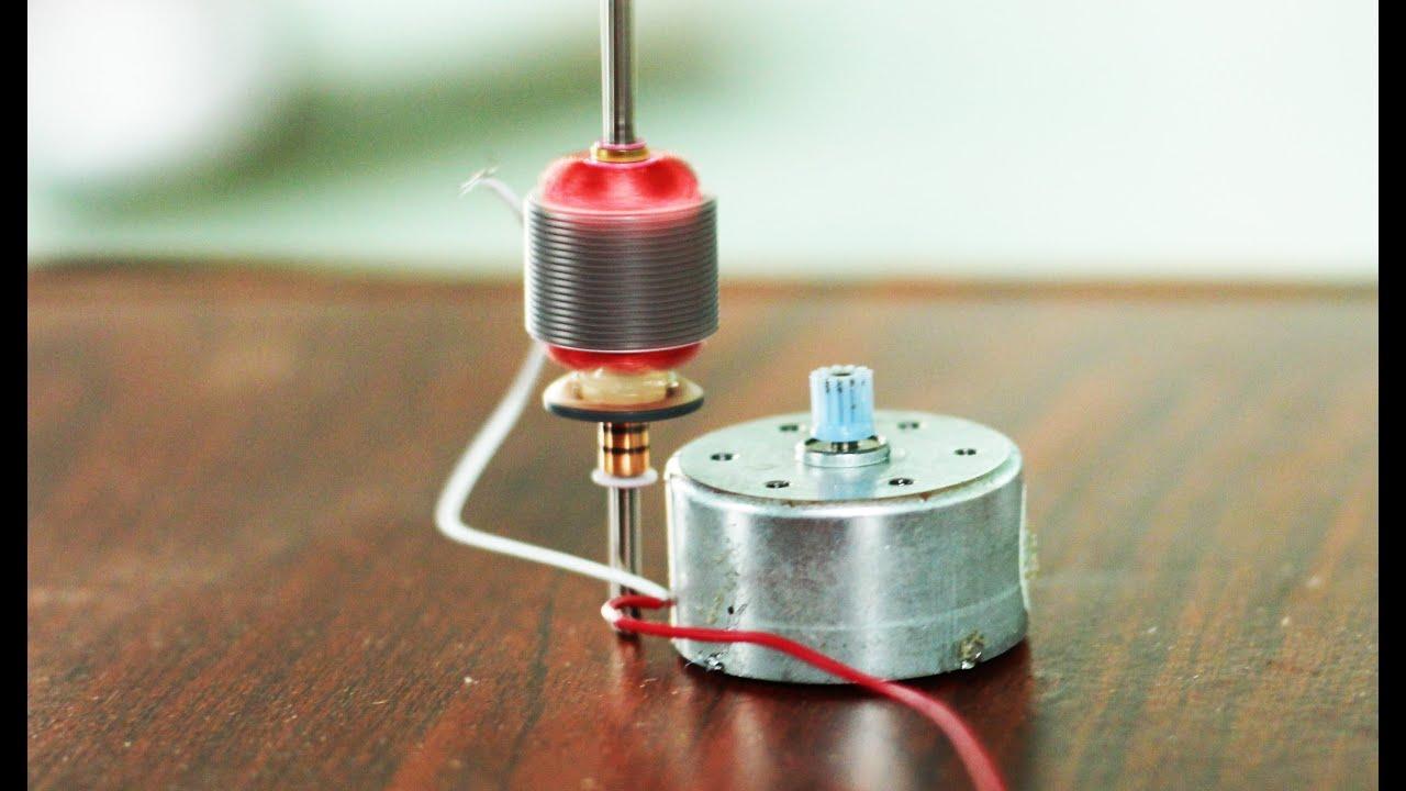 4 cosas incre bles con motores el ctricos youtube - Generador de electricidad ...