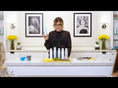 Drybar's History of Detox: A Lesson on Dry Shampoo & Dry Conditioner