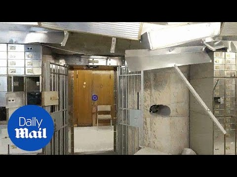Met Police release detailed walkthrough of Hatton Garden heist