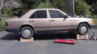 Diesel Mercedes Large Car Ramps