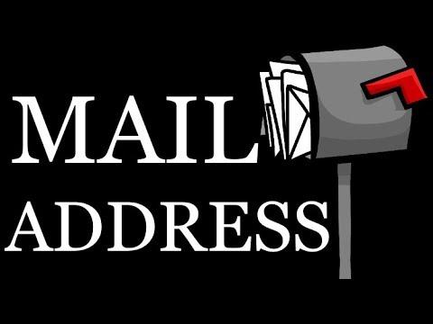 Send Us Mail!
