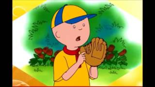 YTP: Caillou Hates Baseball and His Grandpa (Clean) Video