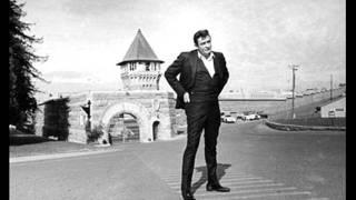 Johnny Cash - The long black veil - Live at Folsom Prison