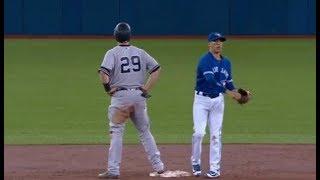 MLB Hidden Ball Tricks