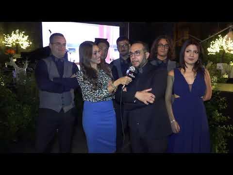 """Gold Ensemble - Mi Sposo TV a """"Quando Giarre Sposa l'Amore 2019""""."""