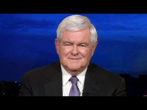 Newt Gingrich explains the appeal of