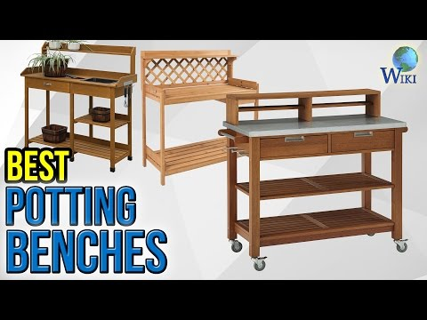10 Best Potting Benches 2017