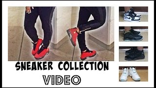 sneaker collection video