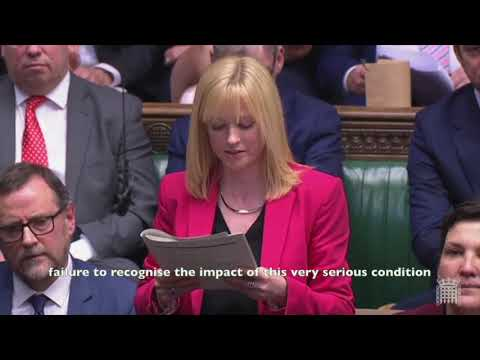 Rosie Duffield MP Asks PMQ on Constituent's PIP outcome