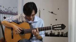 A Comme Amour (Richard Clayderman) - Guitar Classic (Guitar Solo) - Guitarist Nguyễn Bảo Chương