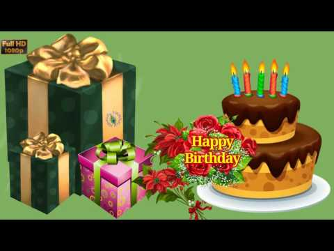 Happy Birthday in Dutch, Greetings, Messages, Ecard, Animation, Latest Birthday Wishes Video