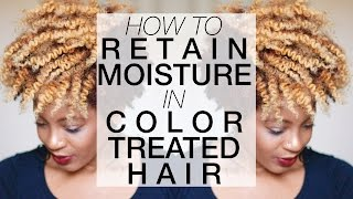 Ultimate Moisture Guide for Color Treated Hair | askpRoy