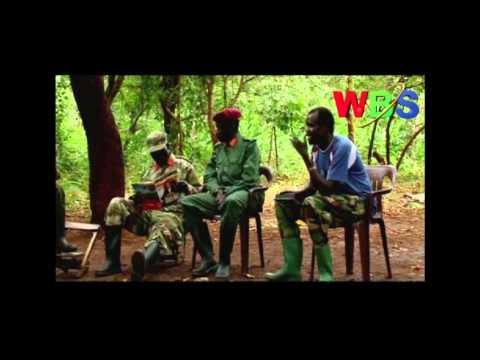 Joseph Kony's version of the war: He says He has never killed any person